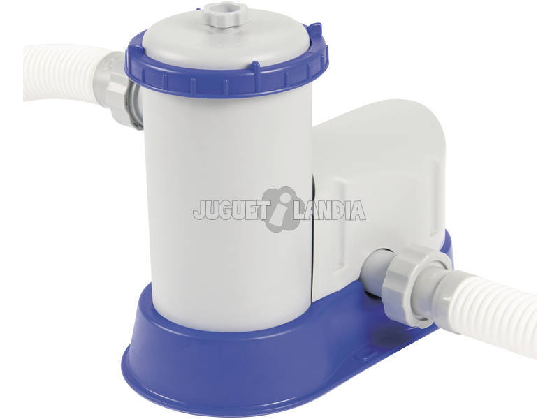 Depuradora para piscina de l h bestway 58122 - Depuradoras de piscinas precios ...