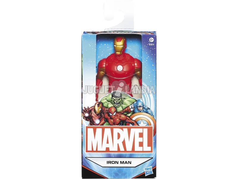 Avengers Mini Figura Titan