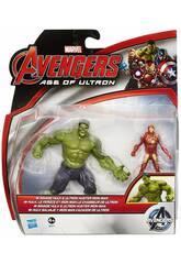 Avengers Figurine De Luxe 6 cm Hasbro B0448EU4