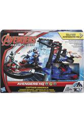Avengers Mini Playset