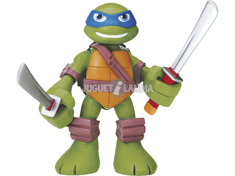 Tortues Ninja Figure 15cm. avec Sons