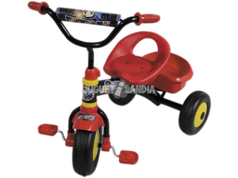 Triciclo com Basculante