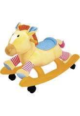 Cavalcabile Dondolo Pony Peluche