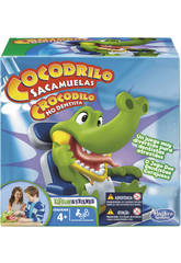 Jeu de Société Crocodile Dentiste HASBRO GAMING B0408175