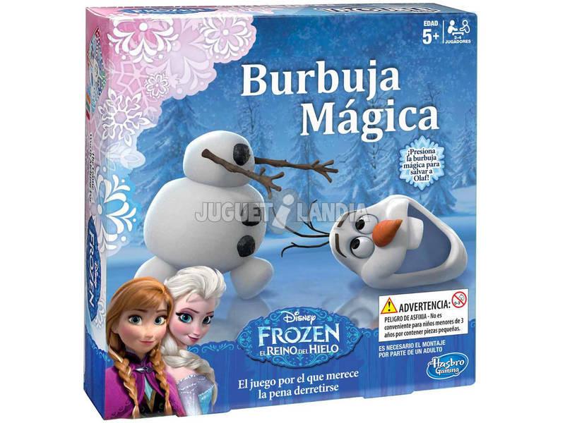 Frozen Burbuja Mágica