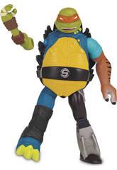 Tortugas Ninja. Figuras Mutation Mix'n Match