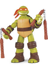 Tortugas Ninja. Figuras Battle Shell