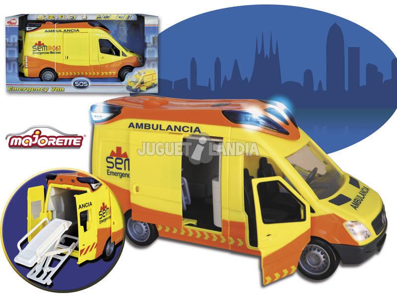 Ambulância SEM