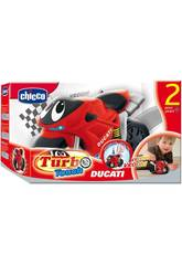 Turbo Touch Ducati Roja