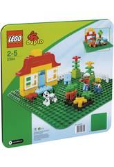 Lego Duplo Plaque verte