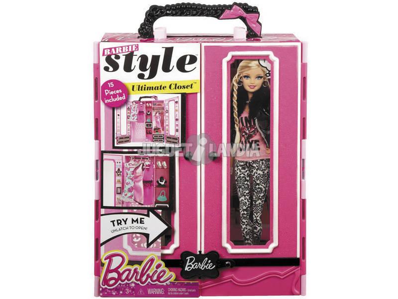 Barbie Armadio Style