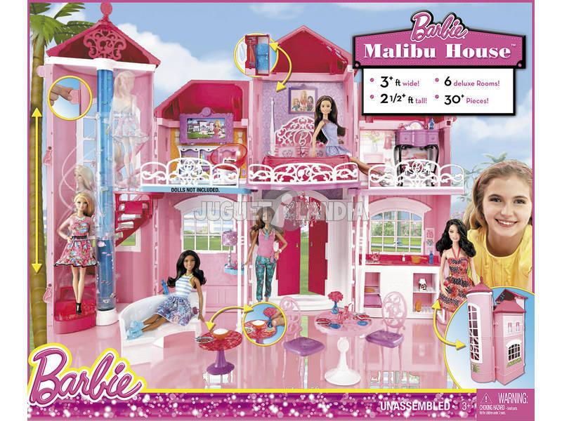 Barbie Mansione di Malibù
