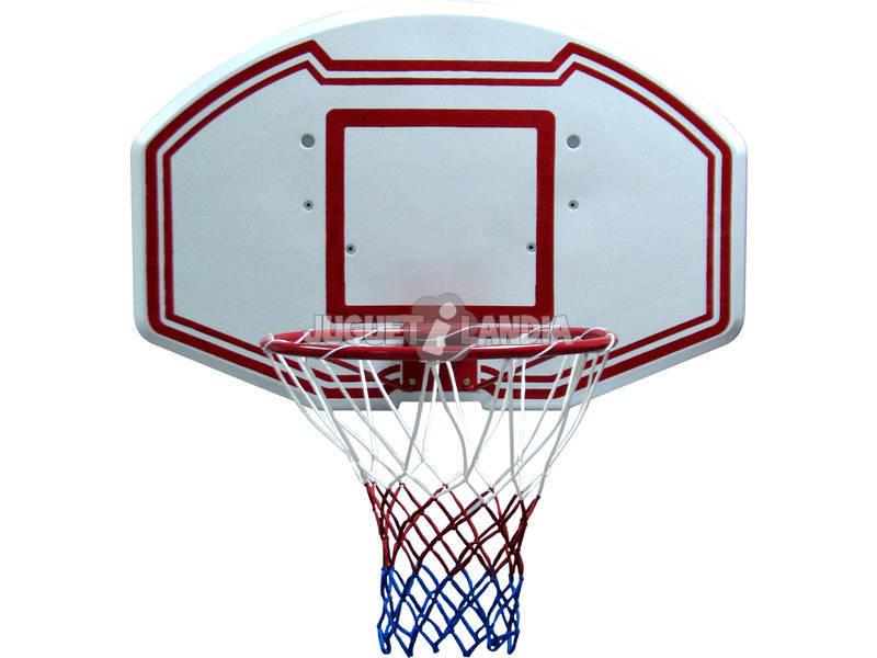 Panneau basket-ball 61x91cm. avec cercle et file