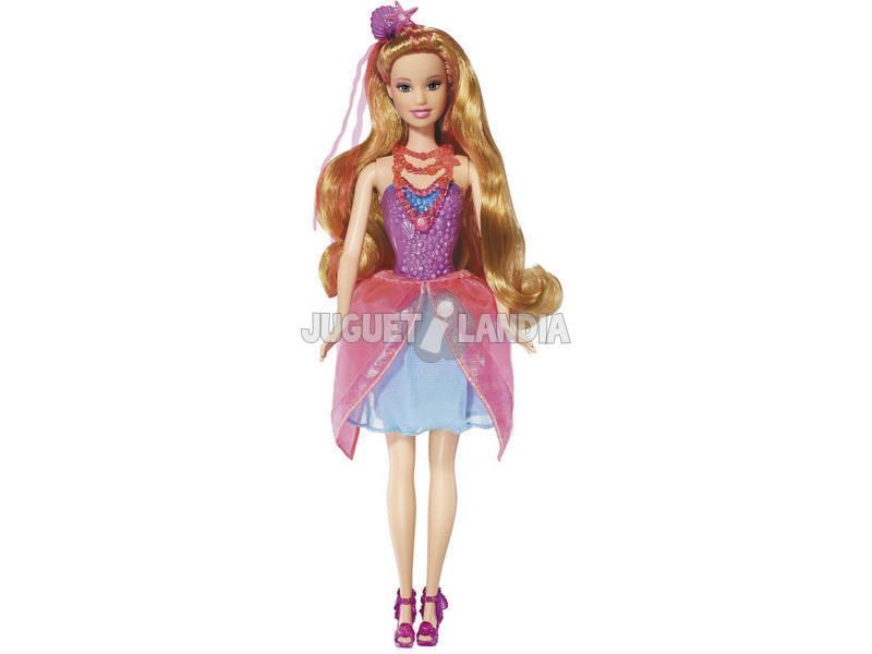 Barbie Hada y Sirena La Puerta Secreta