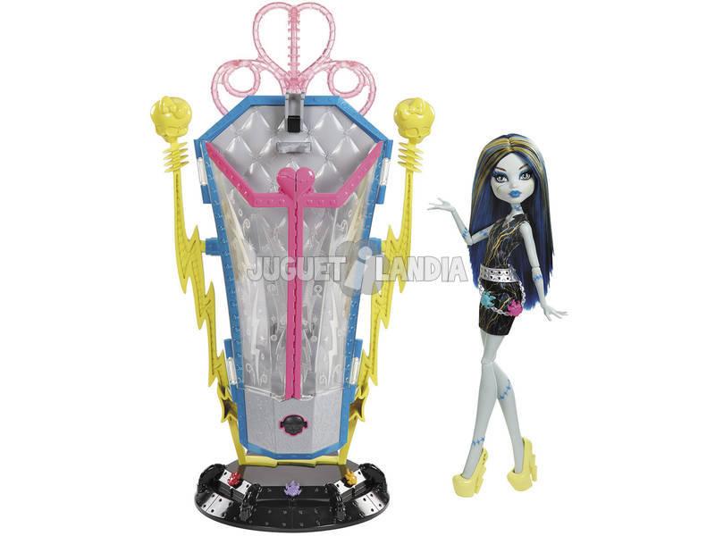 Monster High Camara Electrizante