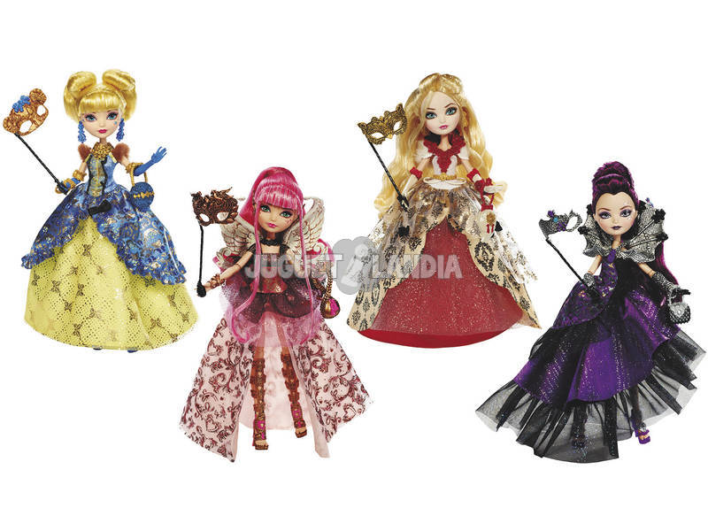 Ever After High EAH le grand couronnement,