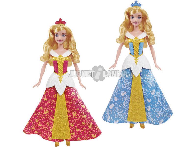 Princesas La Bella Durmiente Vestido Mágico