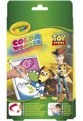Toy Story mini album para colorear con rotuladores