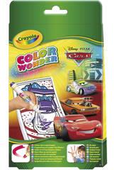 Cars mini-album pour colorer avec feutres