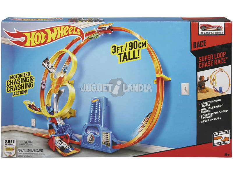 Hot Wheels Pista Megalooping