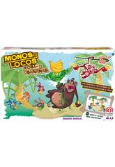 Monos Locos Robabananas