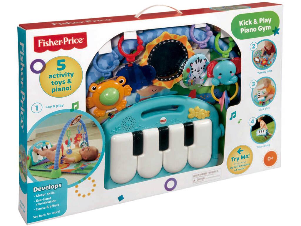 Fisher Price Gimnasio Piano Pataditas Mattel BMH49