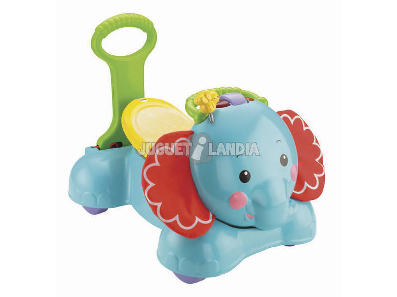 Fisher Price Elefante Andador 3 en 1