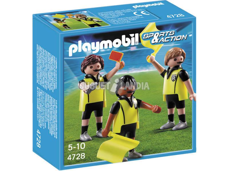 Playmobil trio arbitrale