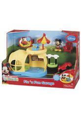 Garaje de Juguete de Mickey