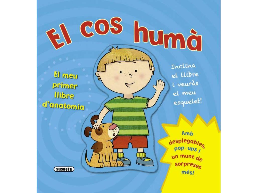 El Meu Primer Llibre D´anatomia Catalán Susaeta S1179999