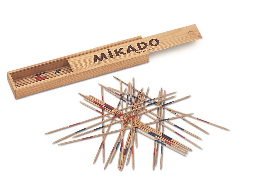Gioco Mikado Scatola di Legno Cayro 628