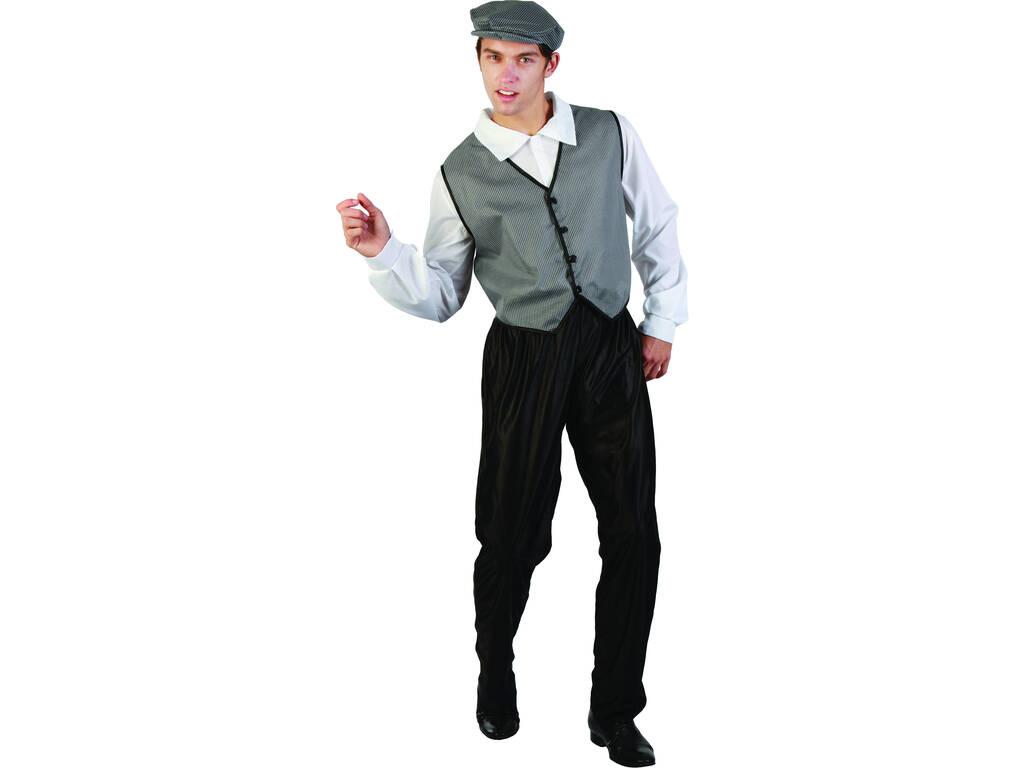 déguisement madrilen homme Taille L