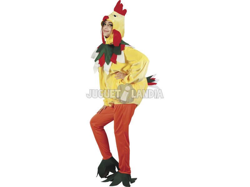 Disfraz Pollito Mujer Talla XL