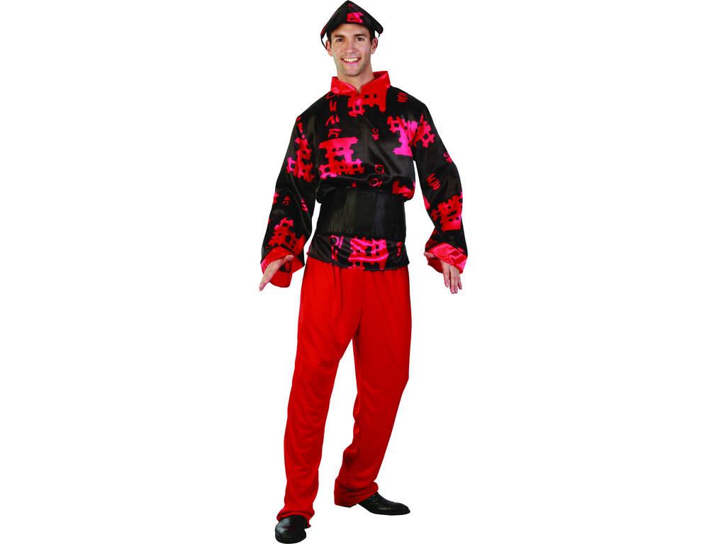 Disfraz Chino Hombre Talla L