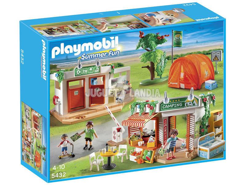 Playmobil Grande Campeggio