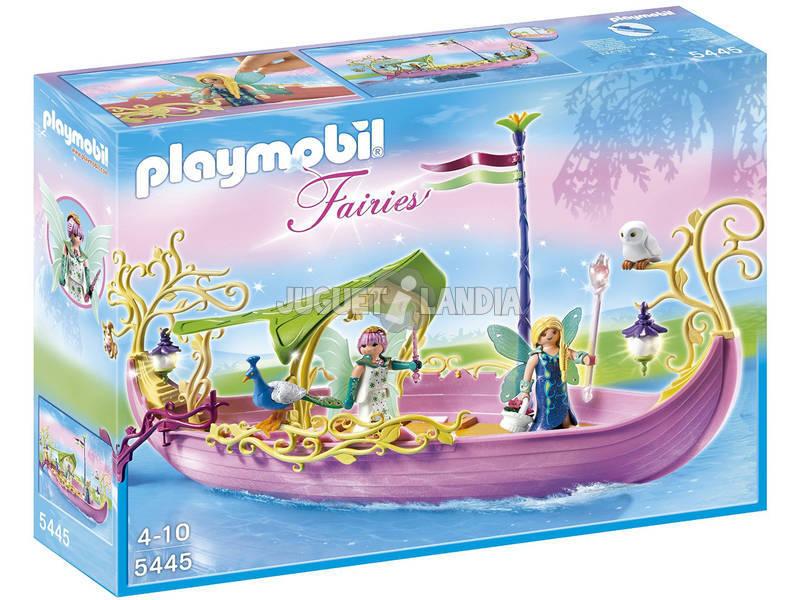 Playmobil Bateau de la Reine des Fées