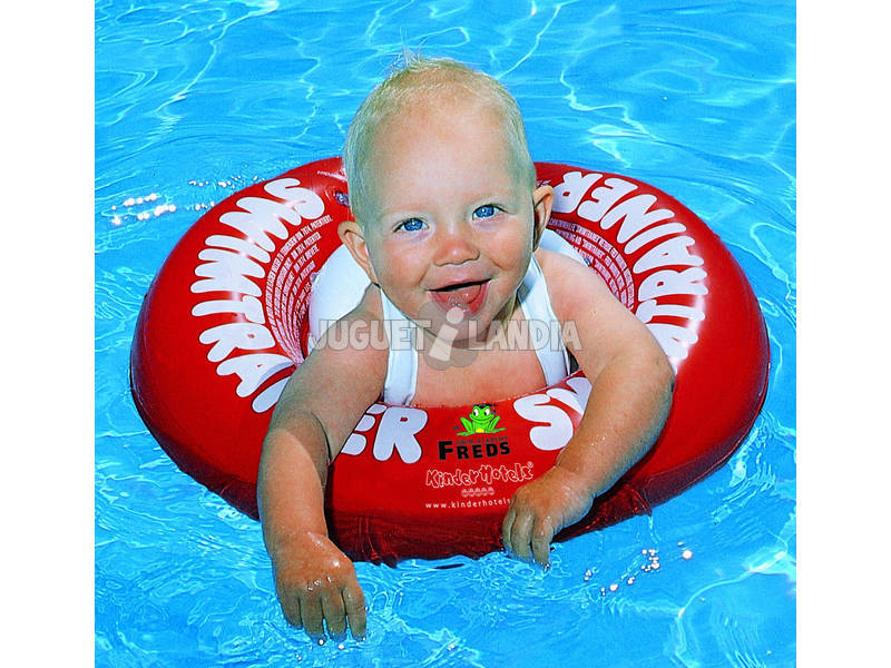 Flotador Swimtrainer rojo