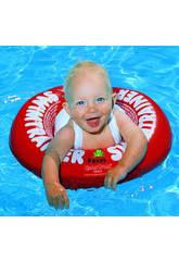 Ciambella Swimtrainer rossa