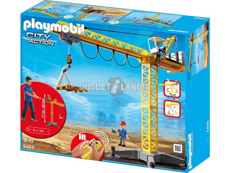 Playmobil Gru Grande con Radiocomando