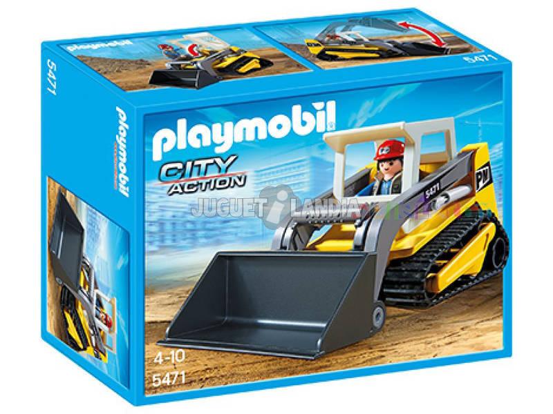 Playmobil Excavadora
