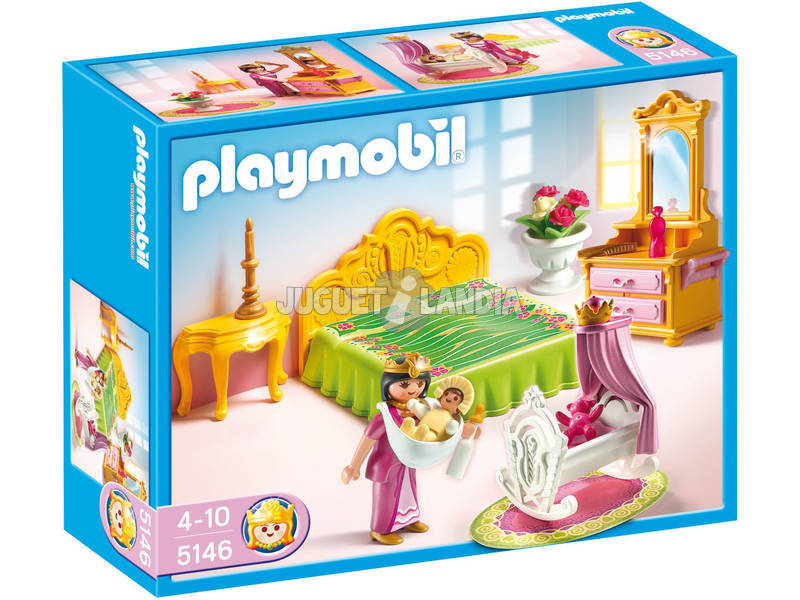 Playmobil Camera da letto con Culla