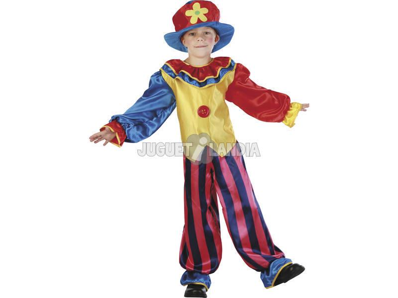 Déguisement de clown pour garçon taille M