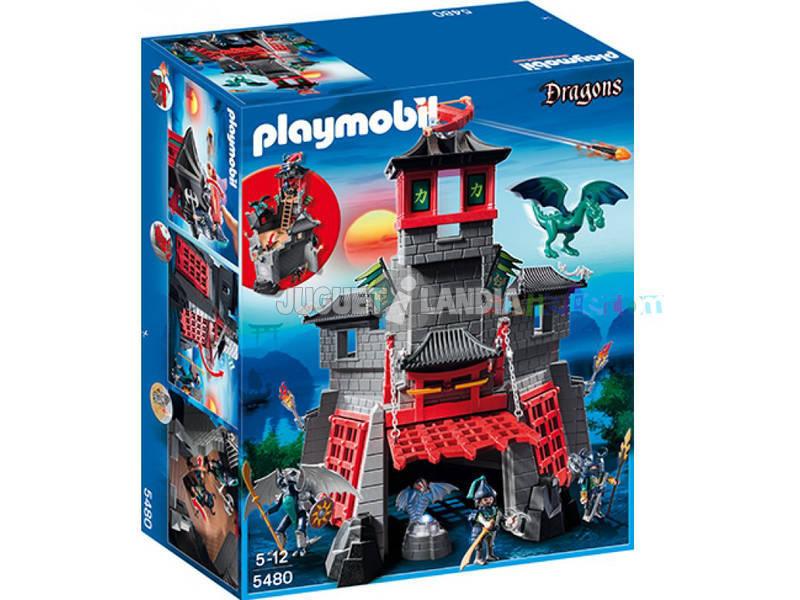 Playmobil Fortaleza Secreta do Dragão