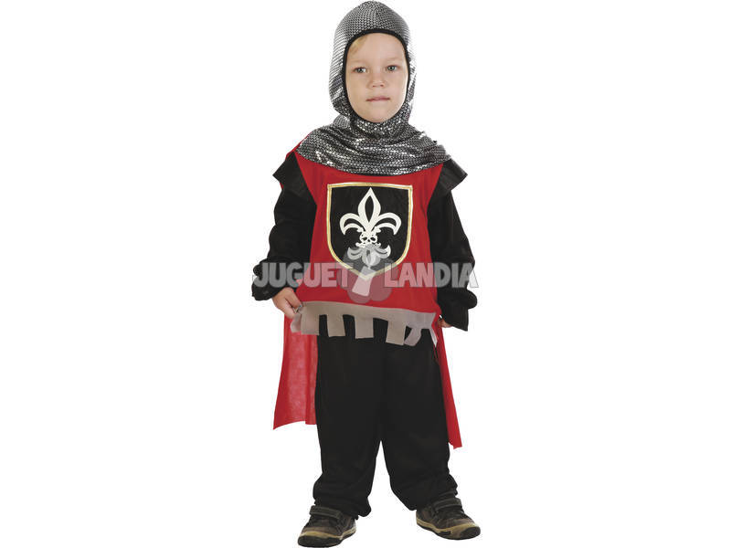 Maschera Cavaliere Medievale Bebè Taglia M