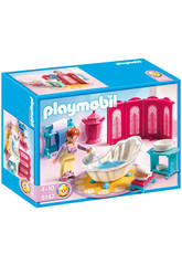 Playmobil baño real
