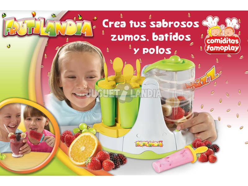 Le mond des fruits Famoplay