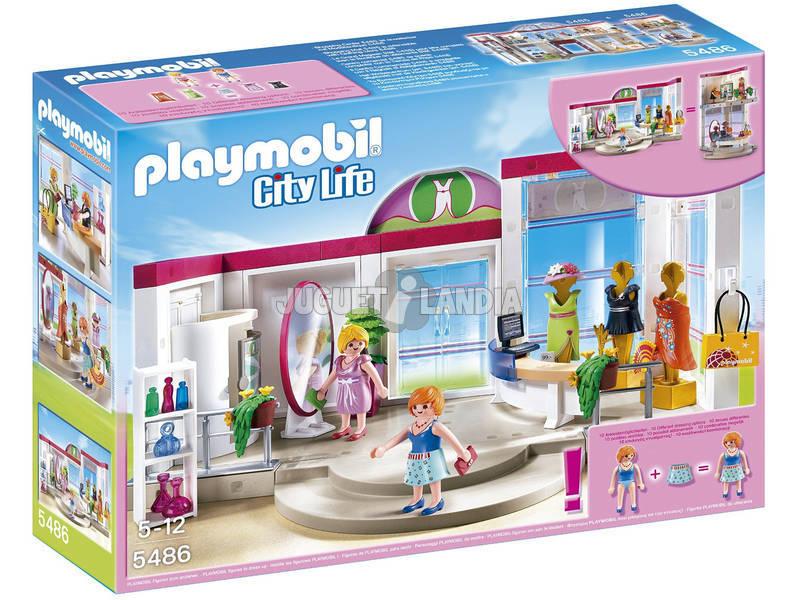 Playmobil Tienda de Ropa