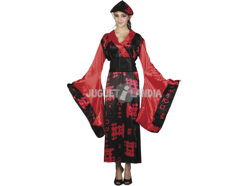 Déguisement Chinoise Femme taille XL