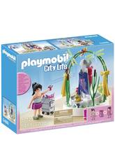 imagen Playmobil Escaparate con Luces Led