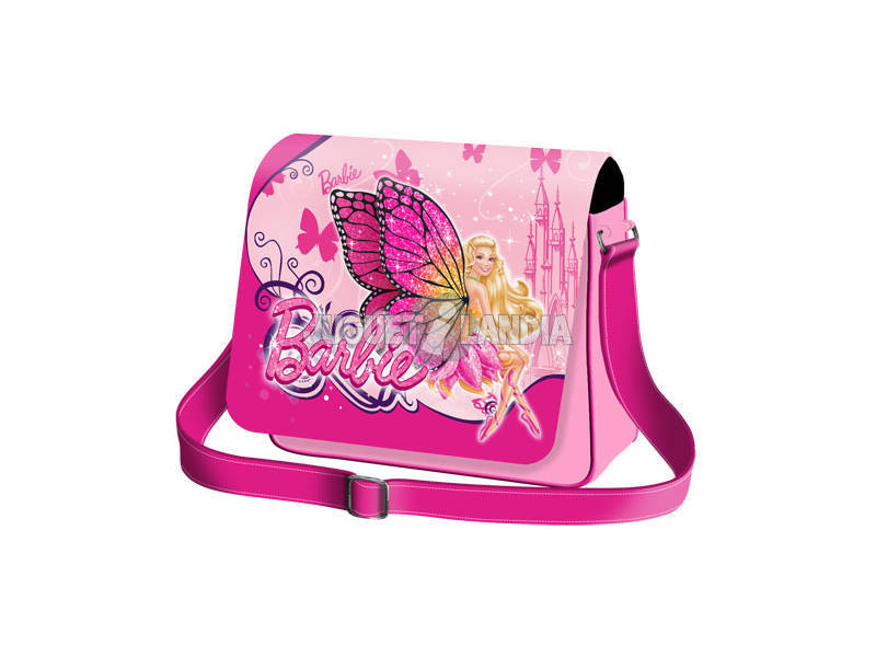 Barbie Bandolera Solapa Butterfly